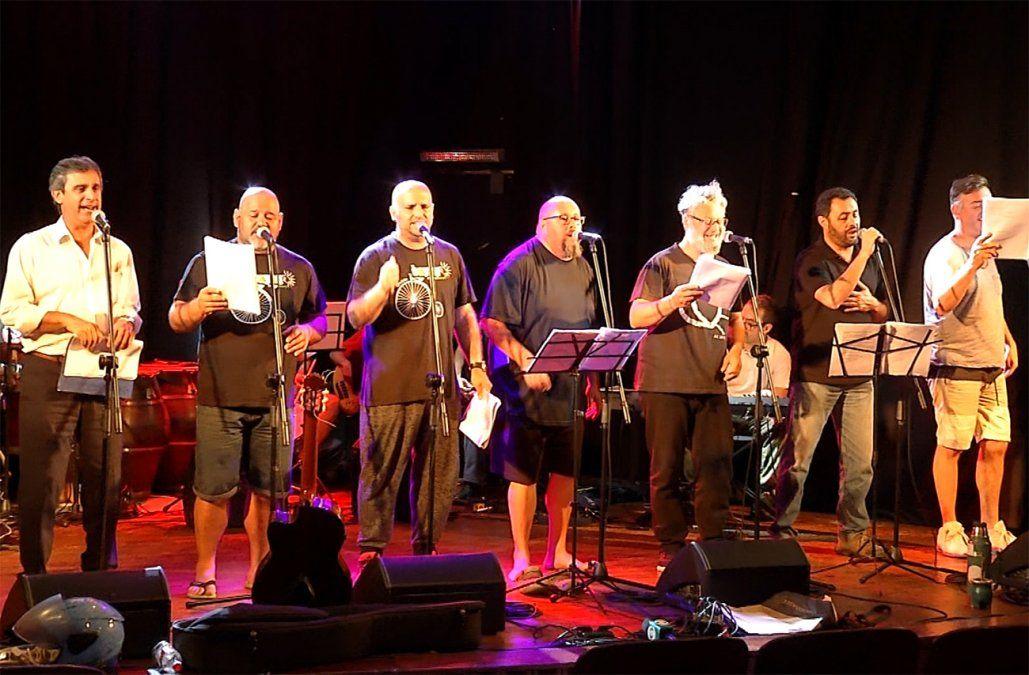 Sayago Murga Band, Mauricio Ubal y Álvaro García juntos este viernes en Sala Camacuá