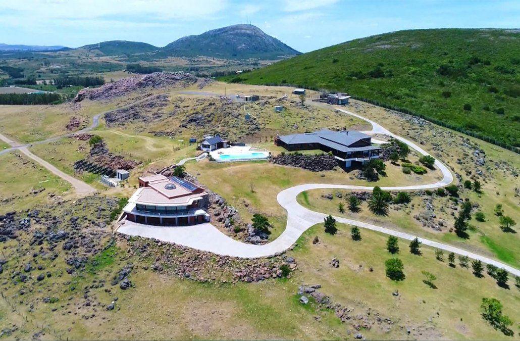 La mansión del matrimonio Balcedo-Fiege en Playa Verde