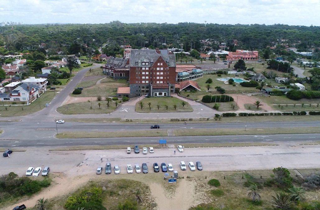 Grupo Cipriani compró el ex Hotel San Rafael por 50 millones de dólares