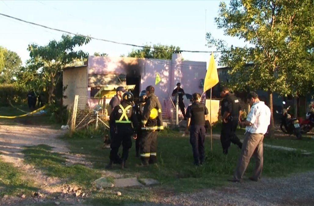 Tres muertos en Paysandú: madre e hijo fallecieron en incendio y un joven en accidente en moto