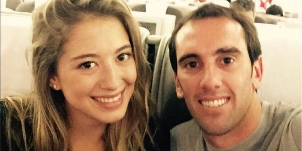 Sofía y Diego se conocieron en 2011 en Barcelona. Ella estaba en viaje de egresados del secundario y él estaba allí por motivos deportivos.