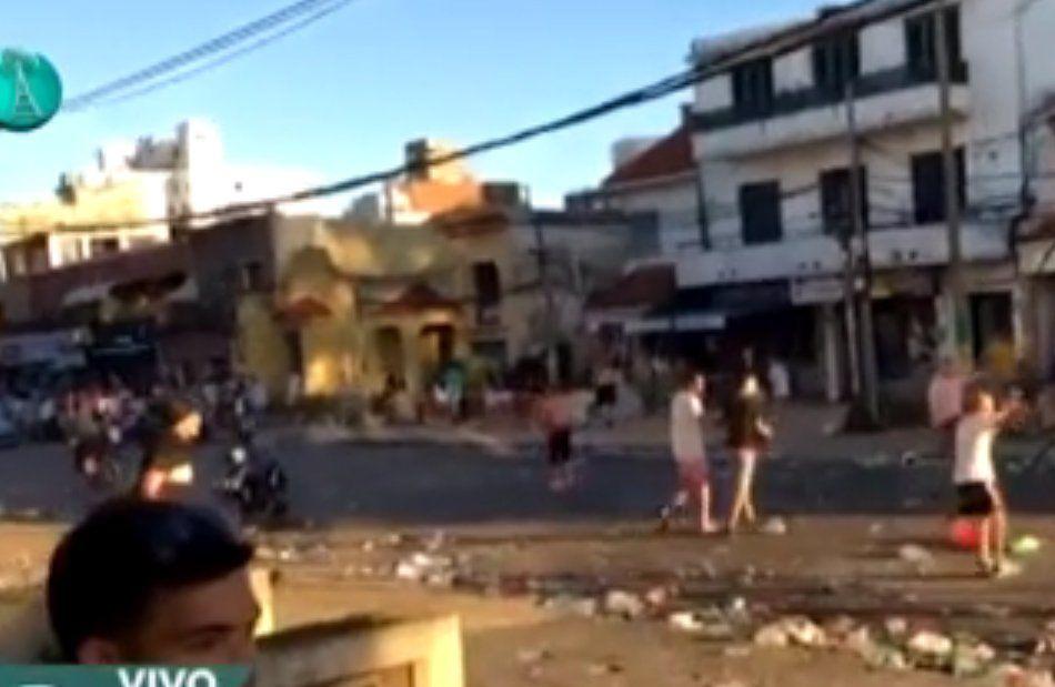 Botellazos y peleas en Malvín como corolario de una fiesta. El alcohol fue disparador de la violencia