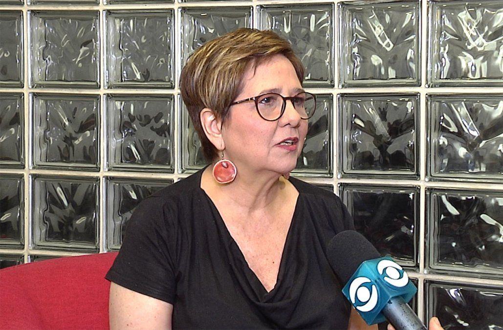 Laura Canoura llega al Teatro Solís este jueves 27 a las 21 horas