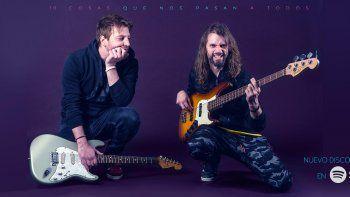 """""""10 cosas que nos pasan a todos"""" el nuevo álbum de Angeloro Bros"""