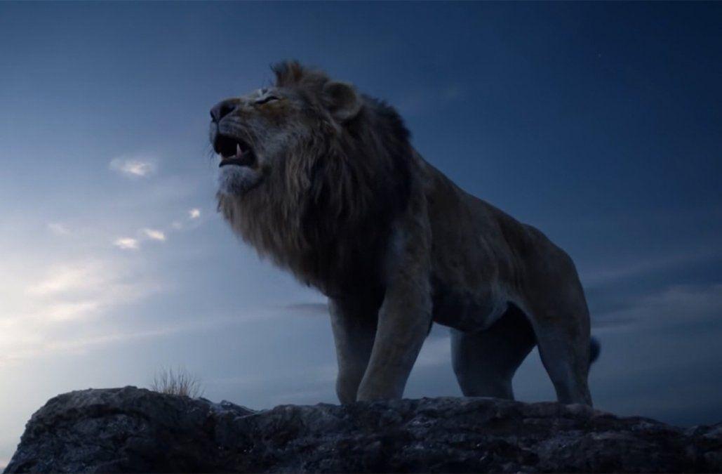 El rey león: retorna en acción real el clásico de Disney