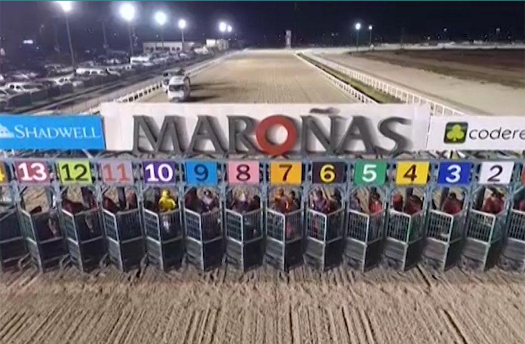Fin de semana con carreras en Maroñas, Las Piedras y Melo