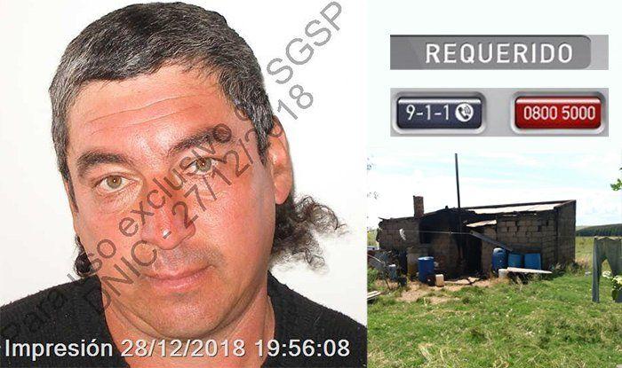 Apareció muerto el sospechoso del femicidio de Durazno