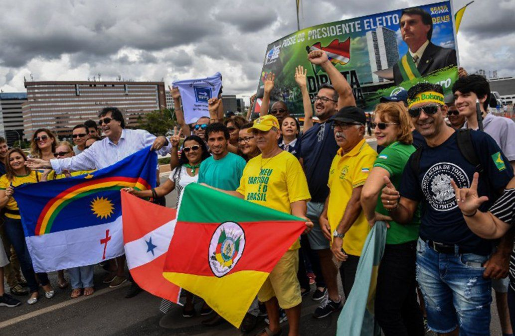 Comienza la era Bolsonaro en Brasil con la promesa de dar un giro a la derecha