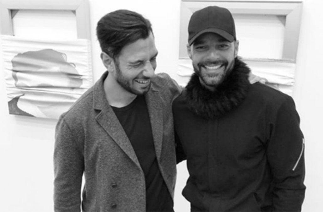 Ricky Martin y Jwan Yosef se convirtieron en papás de una nena