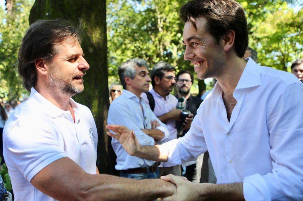 Lacalle Pou está primero en la intención de voto entre los nacionalistas. Sartori busca marcar su impronta en la interna.