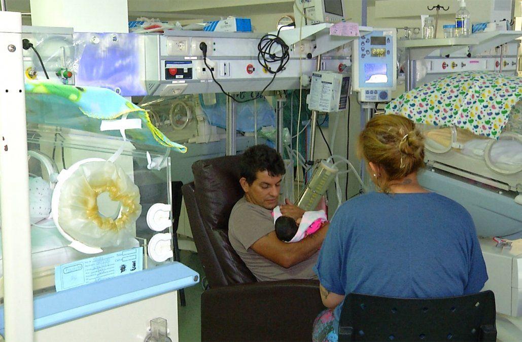 Neonatología del Pereira, así es por dentro el CTI que recibirá la donación de Godín y su esposa