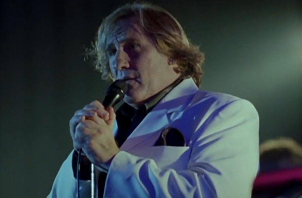 Gérard Depardieu cumplió 70 años convertido en ciudadano ruso