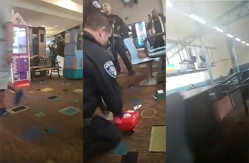Tres muertos y cuatro heridos en un tiroteo en un bowling cerca de Los Ángeles