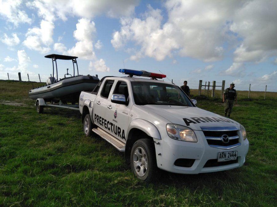 Tres personas fueron rescatadas de las aguas en Punta del Diablo