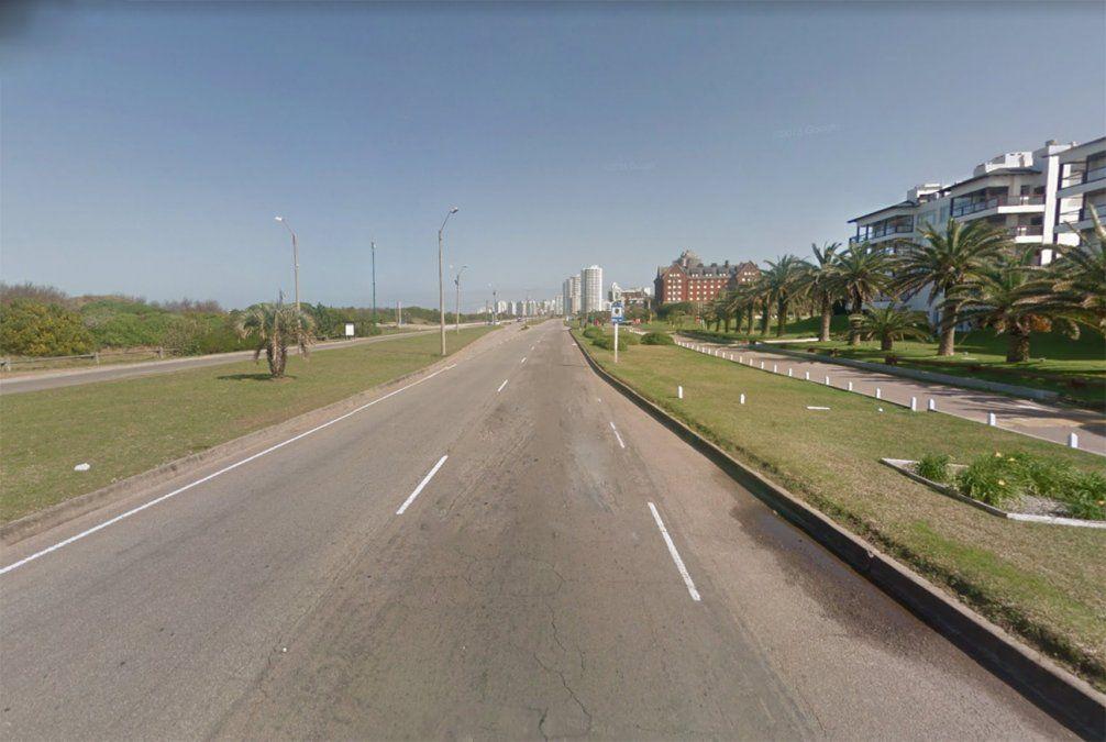 Delincuentes robaron a dos jóvenes mientras esperaban el ómnibus en Maldonado