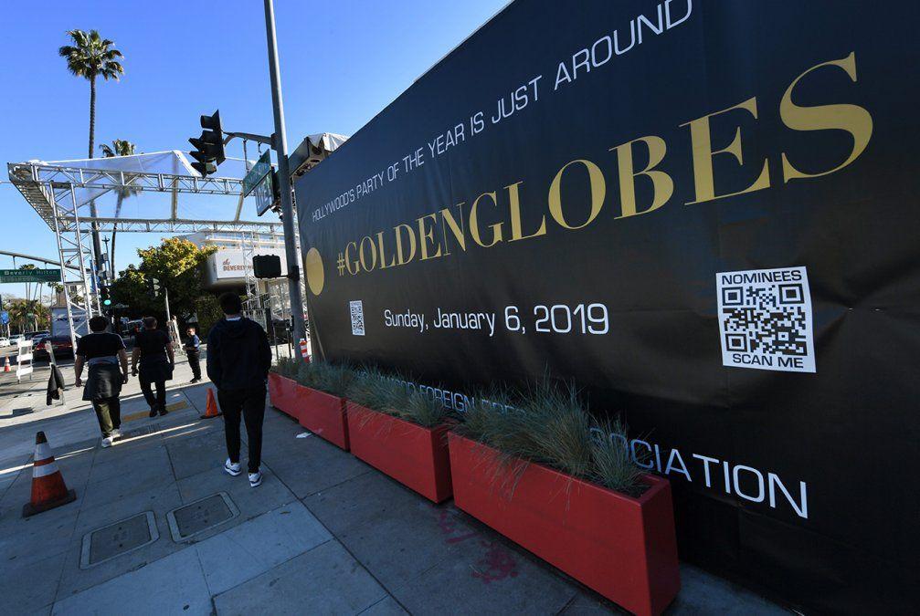 Este domingo los Globos de Oro abren temporada de premios en Hollywood