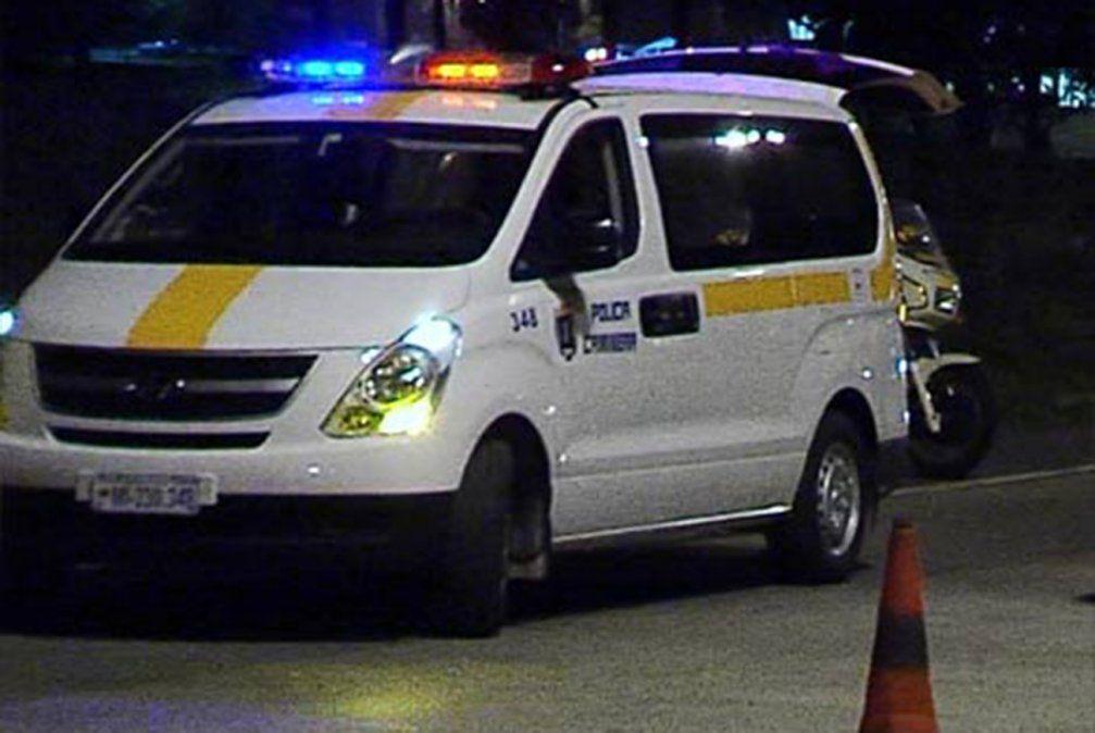 La hija de Melconián atropelló a un policía y escapó: estaba alcoholizada