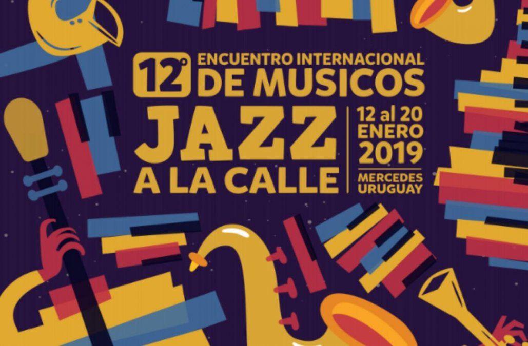 Mercedes se prepara para la 12º edición de Jazz a la Calle
