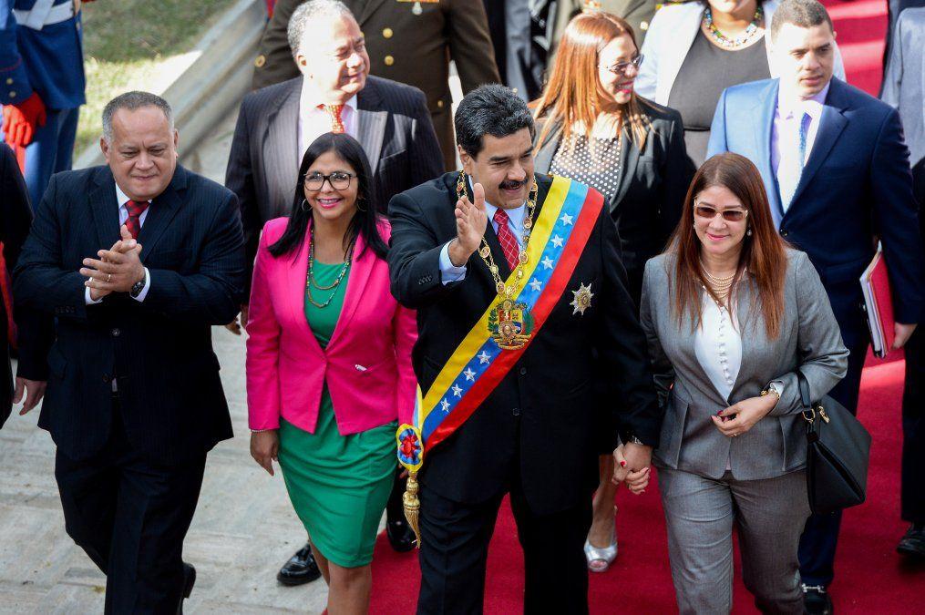 Blancos consideran lamentable el silencio de Vázquez ante nuevo gobierno de Maduro
