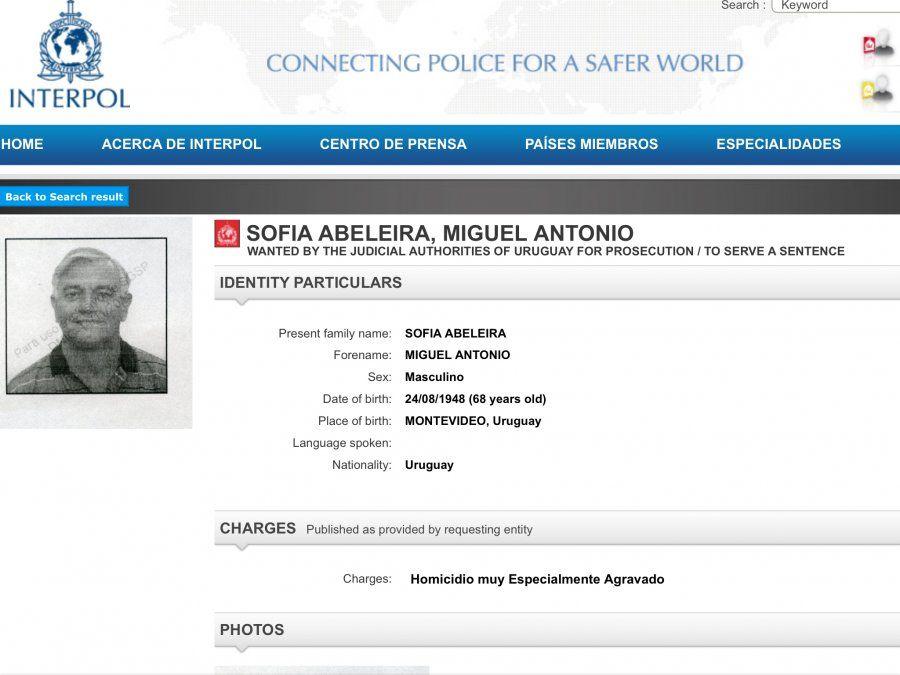 Detuvieron a Miguel Sofía, requerido por crímenes de lesa humanidad