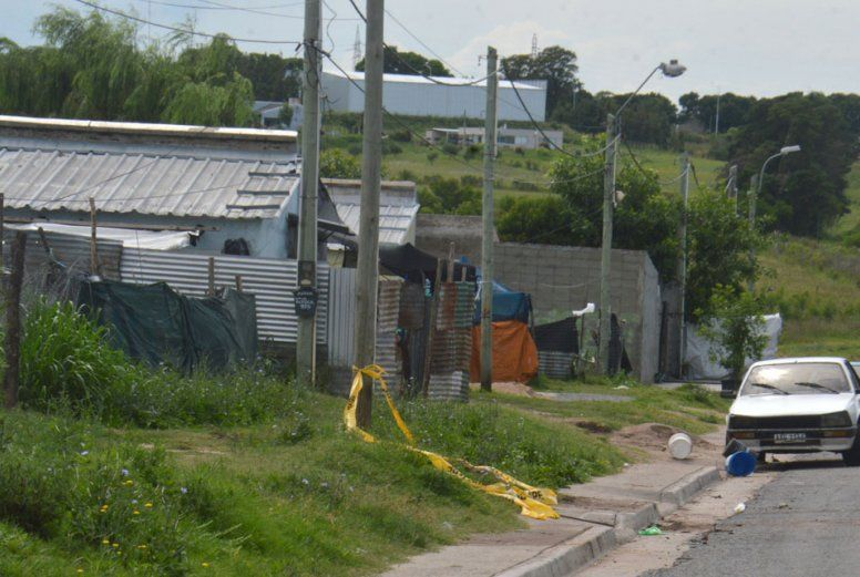 El barrio Esperanza de Mercedes.