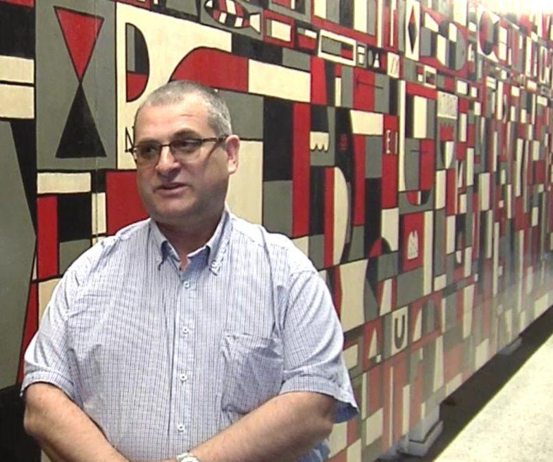 Martín Gurvich vive en Bélgica