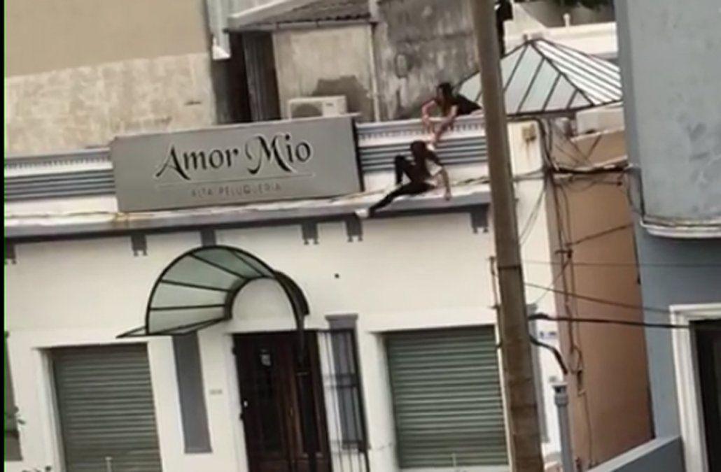 Uruguay: un hombre armado amenaza con matar a diez personas