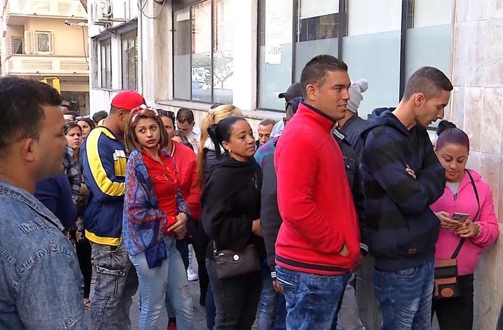 La mitad de las residencias otorgadas en 2018 fue para venezolanos