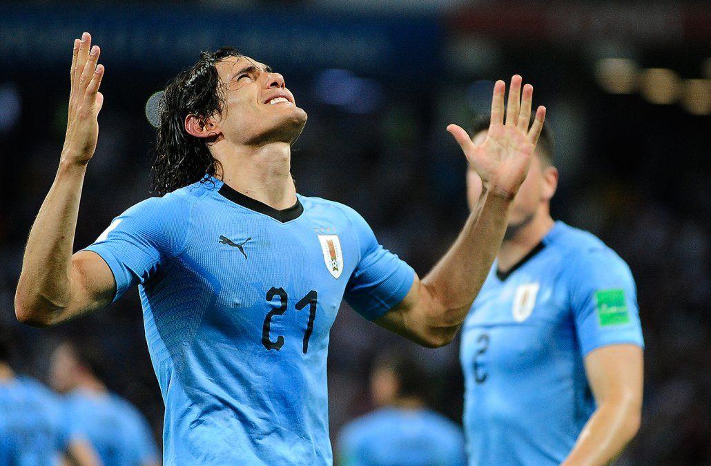 Cavani sorprende y anuncia que quizás se retire del fútbol después del 2020