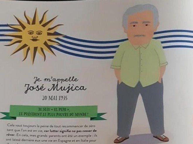 José Mujica incluido en los rankings de personajes de todos los tiempos.