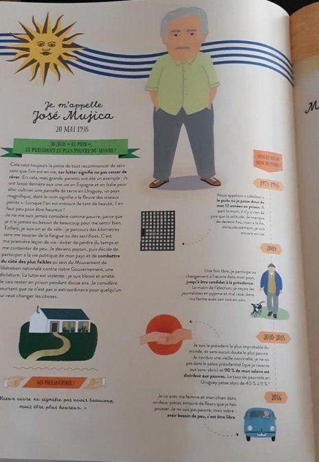 José Mujica, incluido en enciclopedia sobre 100 personajes que cambiaron el mundo