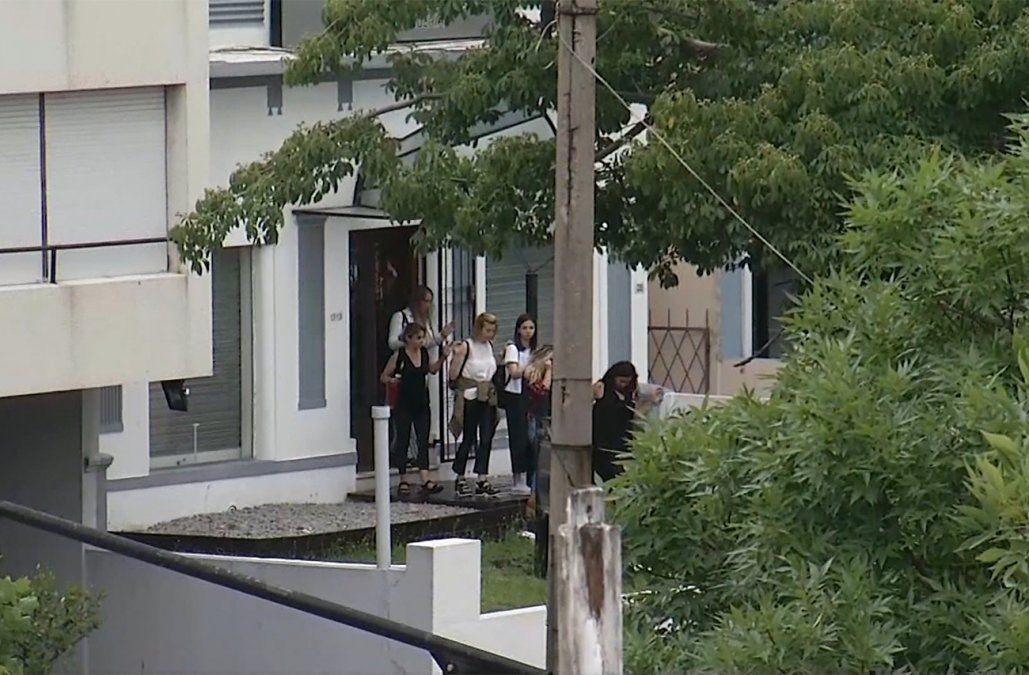 Las víctimas de la toma de rehenes en la peluquería de Pocitos reciben apoyo de Fiscalía