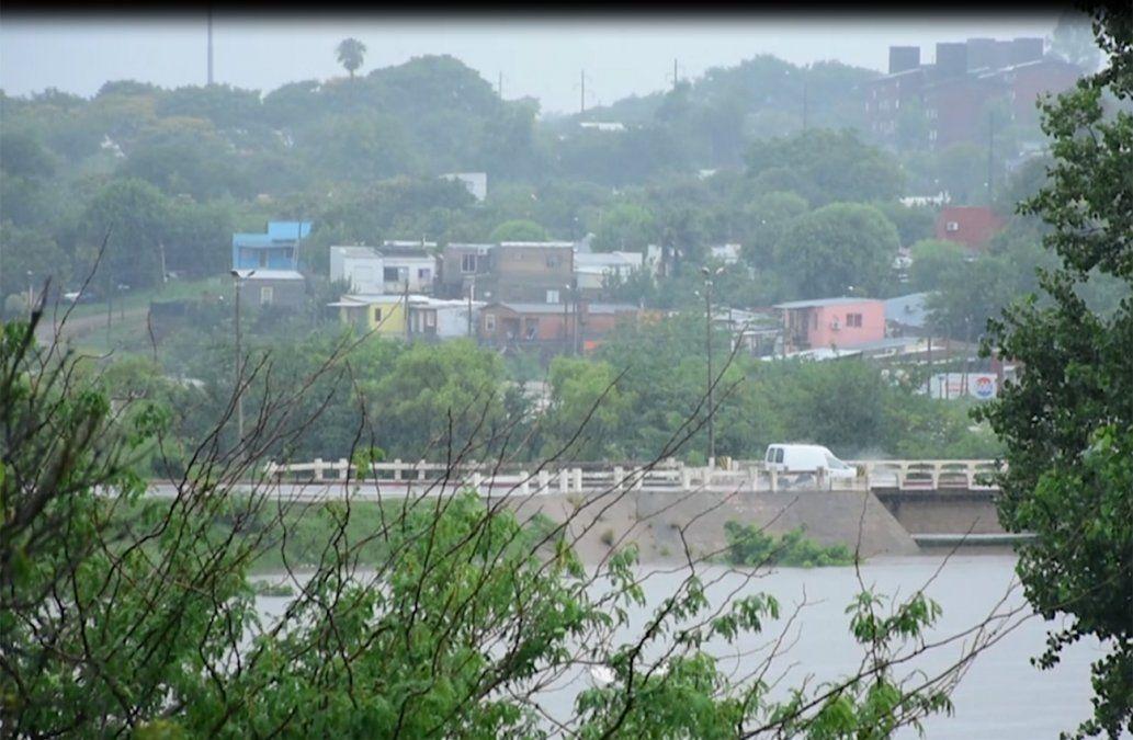 Sigue en aumento la cifra de desplazados en todo el país por las inundaciones