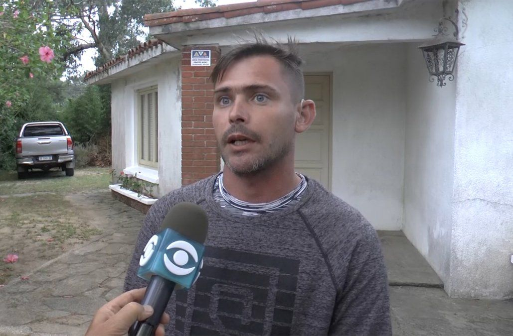 Argentino denuncia que dio alcoholemia positiva tras tomar helado de sambayón en La Paloma