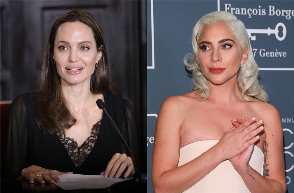 La disputa por Cleopatra: ¿Angelina Jolie o Lady Gaga?
