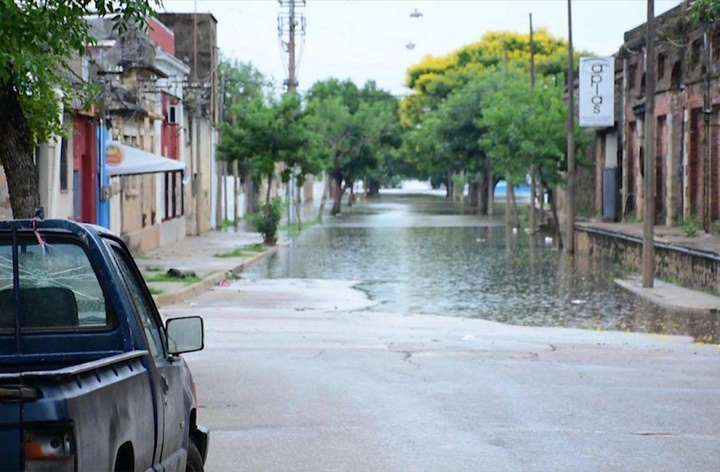 Casi 4.000 desplazados por las inundaciones y en Durazno comenzó operativo retorno