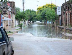 Hay más desplazados en Paysandú y Salto, pero casi no hay personas fuera de sus casas en Durazno