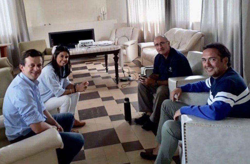 Alonso se reunió con Sturla tras las críticas del cardenal a su discurso político-religioso