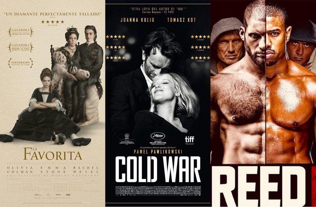 Para ver en el cine: los estrenos recomendados por Jackie Rodríguez Stratta