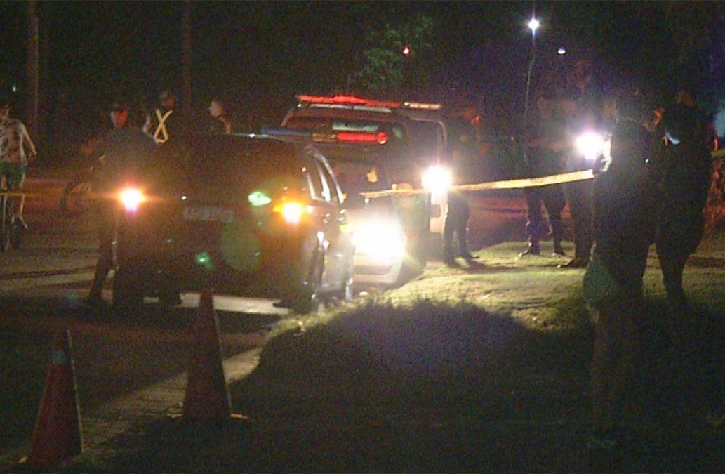 Investigan como ajuste de cuentas el doble homicidio en Jardines del Hipódromo