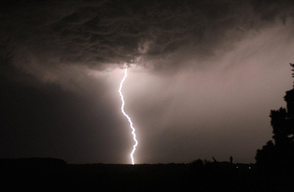 Otro peón rural fue alcanzado por un rayo; esta vez fue en Paysandú