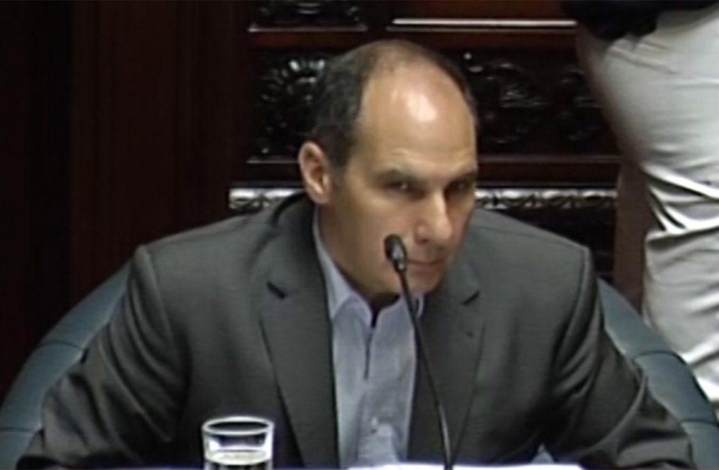 Senado votará en abril el desafuero de Daniel Bianchi,quien chocara en estado de ebriedad