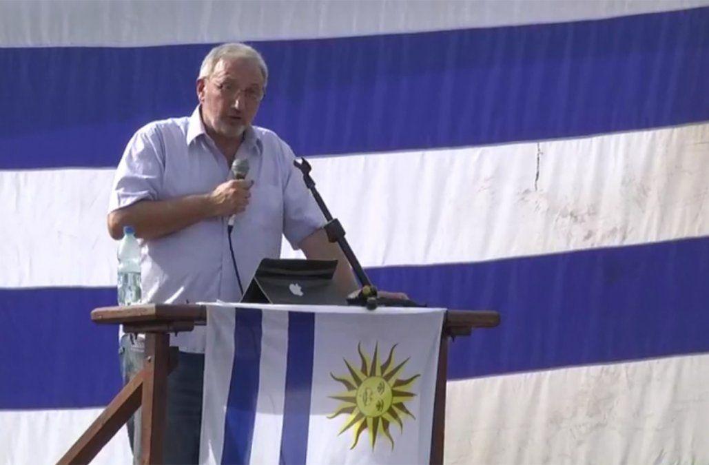 Un solo Uruguay reclamó mejor educación y seguridad, subir el dólar y achicar el Estado