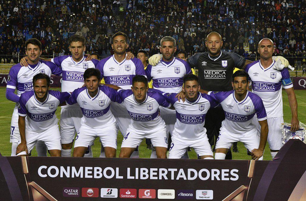 Debut y victoria 4-2 para Defensor ante Bolívar en la altura de La Paz
