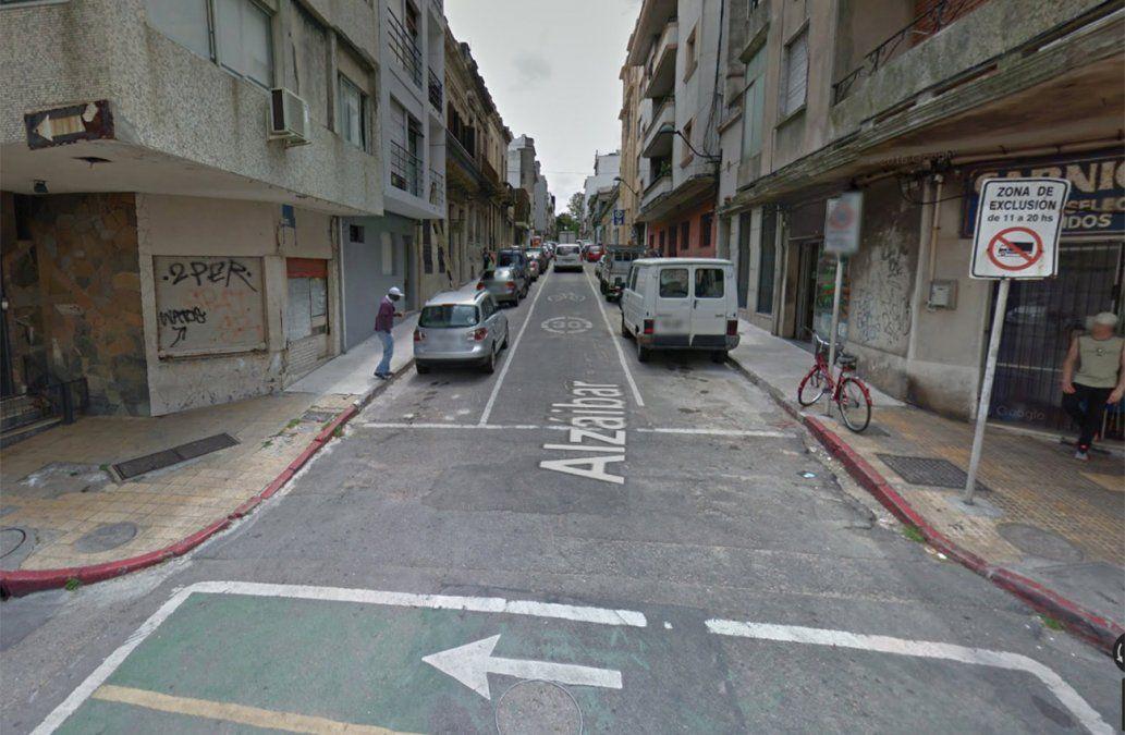 Mujer de 72 años atacada a hachazos en un local comercial de Ciudad Vieja