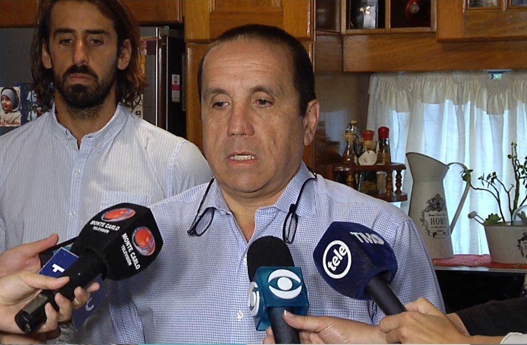 Escándalo por robo de ganado: Dourado renunció a la gremial del taxi