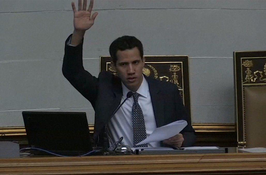 Senadores de la oposición reconocieron a Guaidó e instaron al gobierno a hacer lo mismo