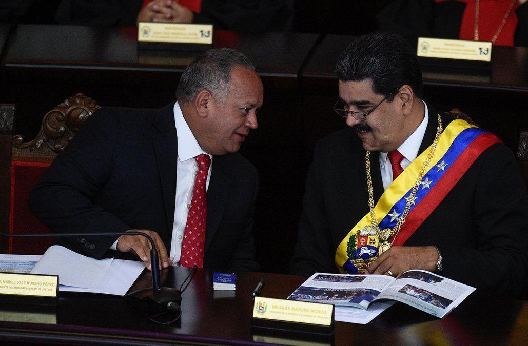 Maduro aceptó la propuesta de diálogo que presentaron Uruguay y México