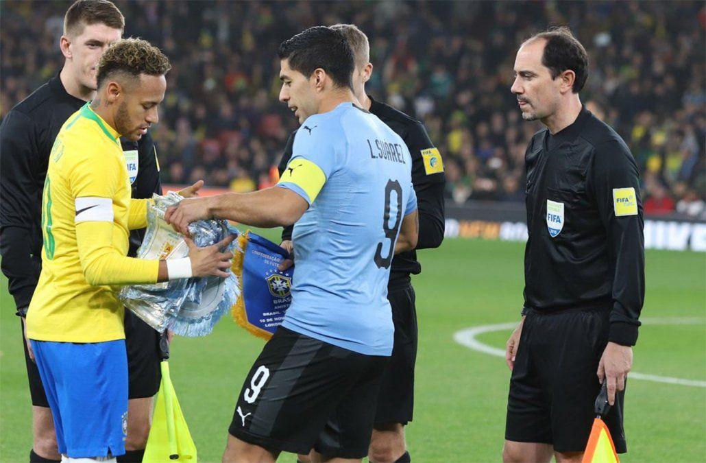 Uruguay enfrentará a Chile, Japón y Ecuador  en la Copa América