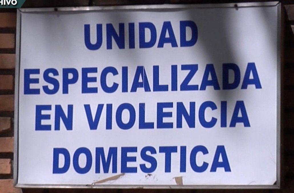 En 2018 se registraron 34.400 denuncias por violencia doméstica